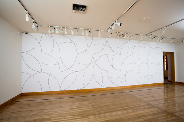 , 'Wall Drawing 786,' 1995, Fraenkel Gallery