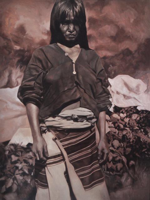 , 'ITSLIT,' 2016, NUNU FINE ART