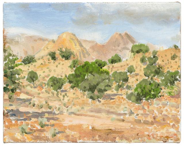 , 'Marokko 3,' 2016, KÖNIG GALERIE