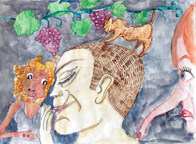 , 'Wild Grapes,' 2019, HARPY