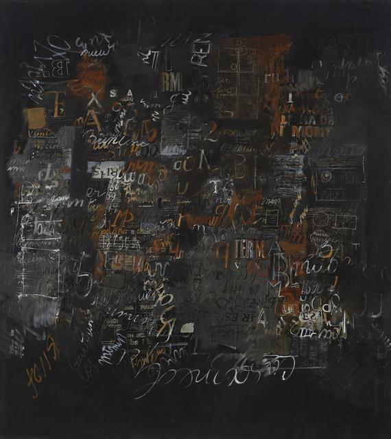 , 'Untitled,' 1970, Cecilia de Torres Ltd.