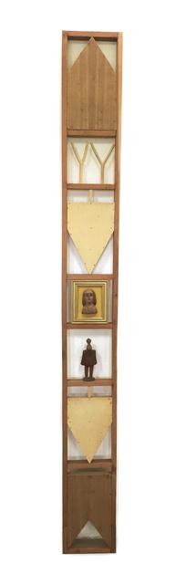 , 'Escada II,' 2016, Gabinete de Arte k2o