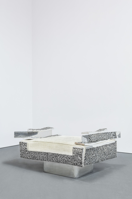 , 'Gaia Imprint Ottoman,' 2013, Carpenters Workshop Gallery