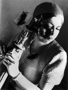 , 'Evgenia Lemberg with Photo Camera,' 1934, Atlas Gallery