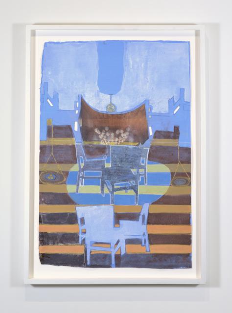 , 'Apparatus 6,' 2015, Lesley Heller Gallery