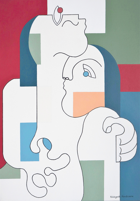 Hildegarde Handsaeme, 'Tulum', 2019, Art Acacia