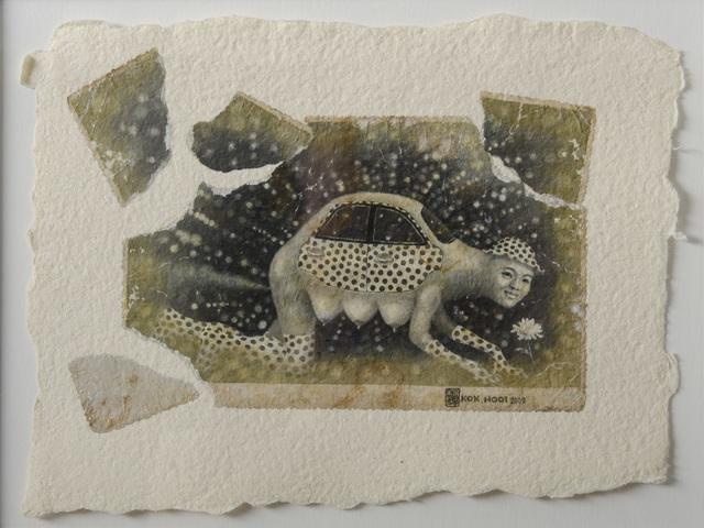 , 'Carnivorous lady with Chrysanthemum,' 2010, Hieronymus