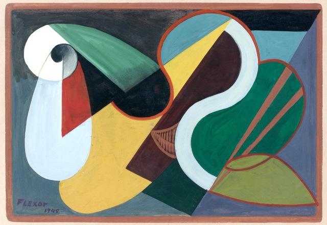 , 'Sem título / Untitled,' 1945, Ronie Mesquita Galeria