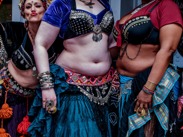 , 'Belly Dancers,' , Soho Photo Gallery