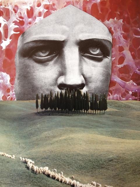 , 'Leviathan Rises I,' 2015, Amos Eno Gallery