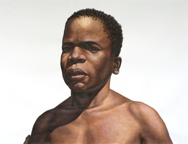 , 'Ota Benga,' 2014, P.P.O.W