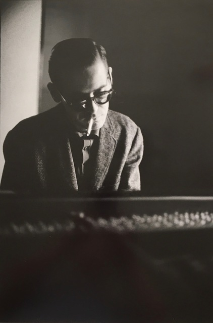 Jim Marshall, 'Bill Evans', 1963, Michael Dawson Gallery
