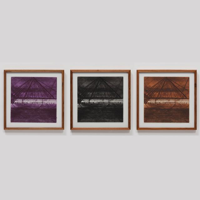 Marco Giannotti, 'Pontes', 2014, Carbono Galeria