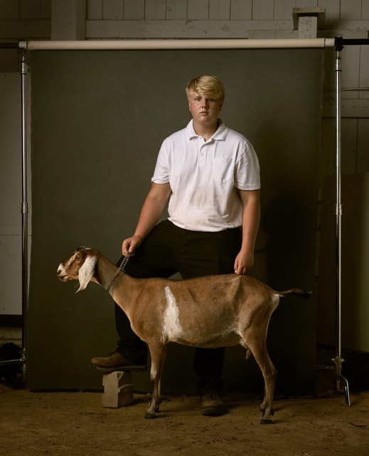 , 'Louis and Dumb, Freeborn County Fair, Minnesota, 2016,' 2016, Burnet Fine Art & Advisory