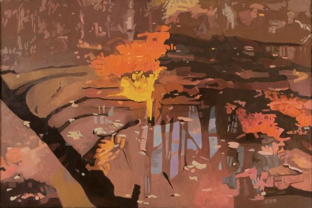 , 'Shadow II,' 1994, Walter Wickiser Gallery