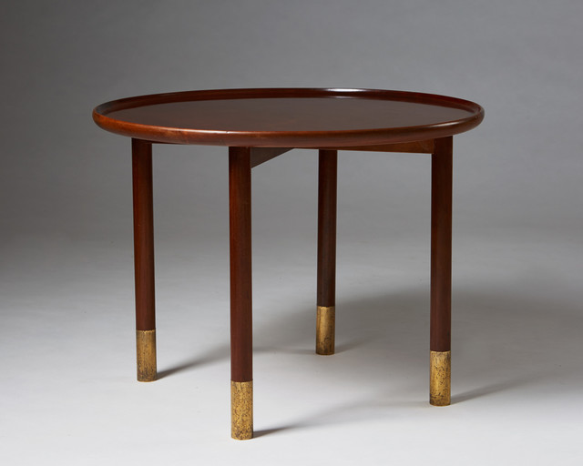 , 'Occasional table ,' ca. 1930, Modernity