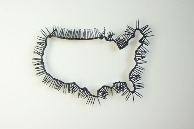 , 'American Saguaro,' 2017, Sapar Contemporary