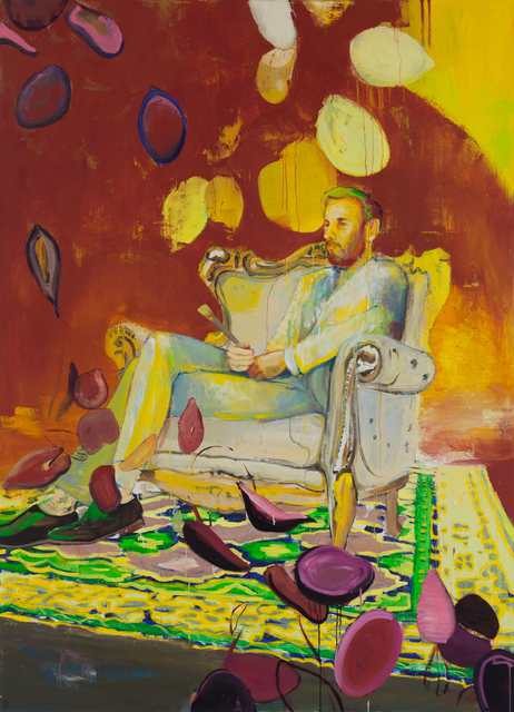 , 'Performance, painter,' 2018, Galerie Bart