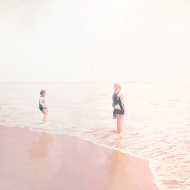 , 'Pink Shore,' 2020, George Billis Gallery