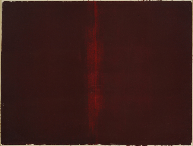 , 'Untitled (10 January '71),' 1971, Charlotte Jackson Fine Art