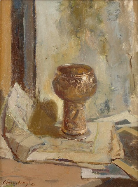 , 'The Goblet,' 1951, Portland Gallery