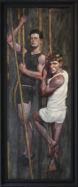 , 'Boys on Ropes II ,' date unknown , Carrie Haddad Gallery