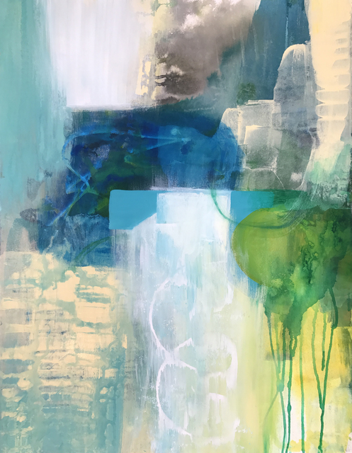 , 'In The Deep No. 2,' 2017, Chicago Art Source