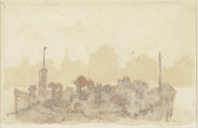 , 'Canale della Giudecca, 1981,' 1981, Ditesheim & Maffei Fine Art