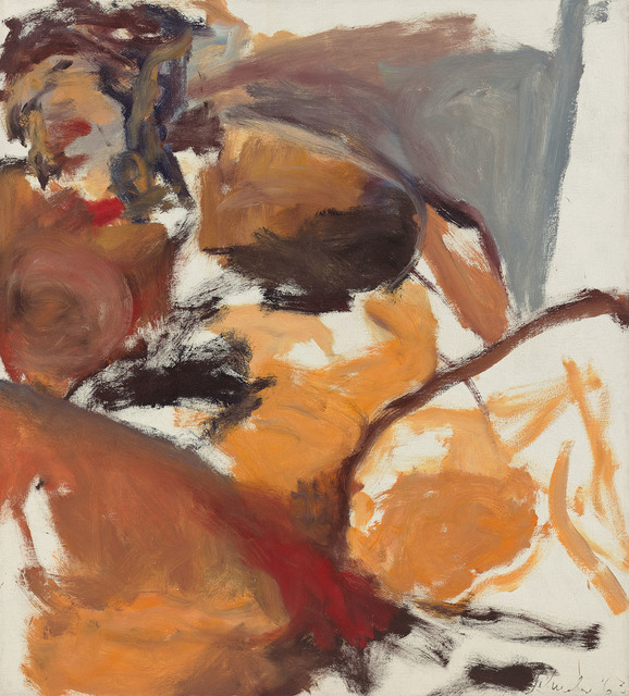 , 'Mary Reclining Nude (o/c 63-6),' 1963, Berry Campbell Gallery