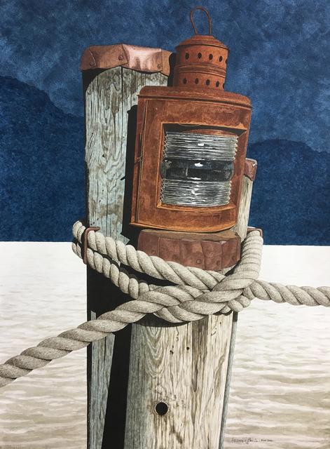 , 'Whitewashed,' 2017, Peninsula Gallery