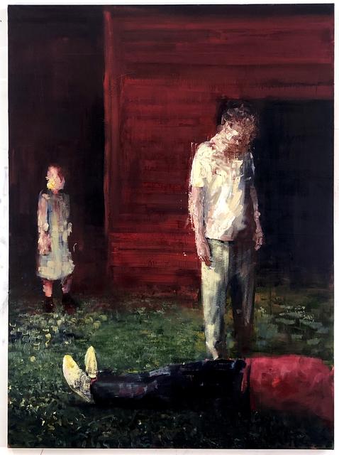 Alex Merritt, 'Milkhouse', 2019, Booth Gallery