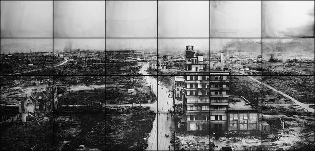 , 'Hiroshima, 06 August 1945,' 2017, Christine König Galerie