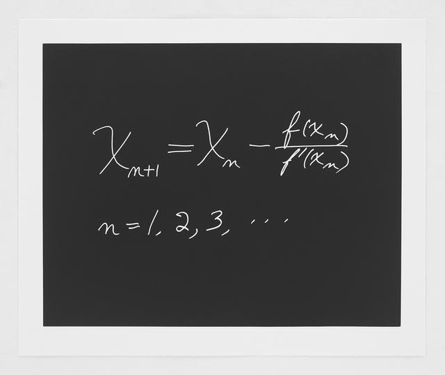 , 'Newton's Method,' 2014, Bernard Jacobson Gallery