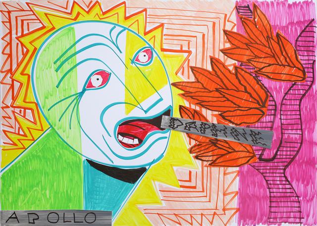 , 'Apollo,' 2017, Anaid Art