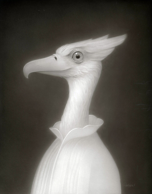 , 'The Ghost of Scheckly,' 2018, William Baczek Fine Arts