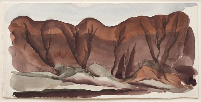 Georgia O'Keeffe, 'Untitled (Ghost Ranch Landscape)', ca. 1934, Aaron Payne Fine Art