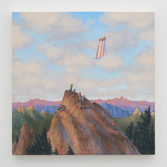 Atsushi Fukui, 'Something in the Sky', 2019, Tomio Koyama Gallery