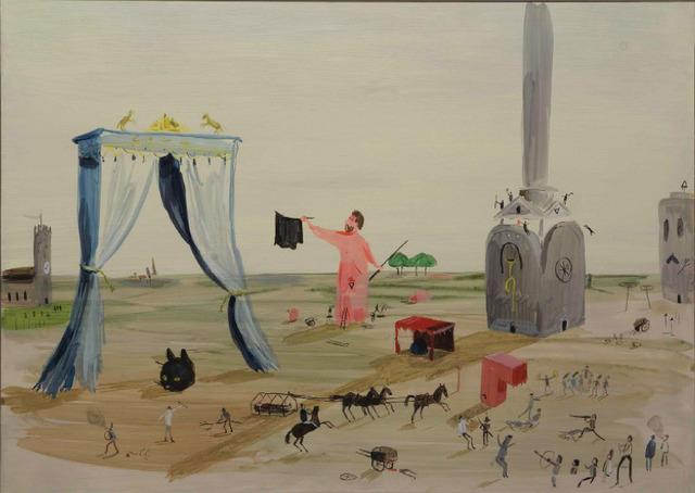 , 'Homecoming,' 2010, India Dickinson
