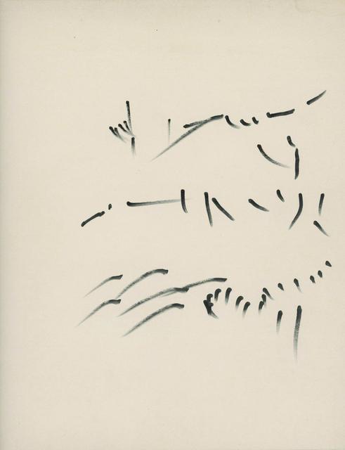 Mirtha Dermisache, ' Livre No. 4', 1974, Cecilia de Torres Ltd.