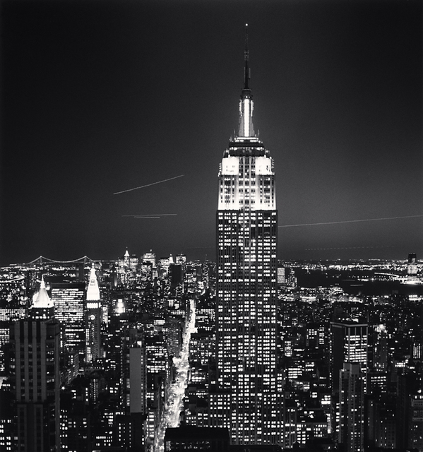 , 'Empire State Building, Study 2, New York, New York, USA,' 2006, PDNB Gallery