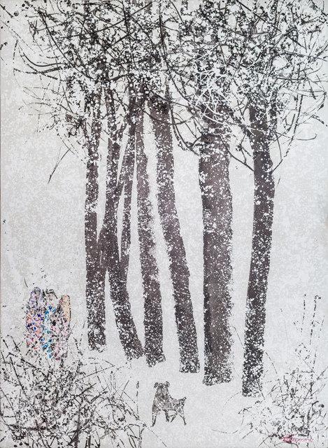 Farrukh Negmatzade, 'Snowfall', 2017, OYANU Gallery