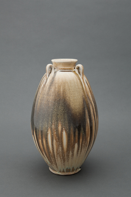 , 'Edo jar, ash glaze,' , Pucker Gallery