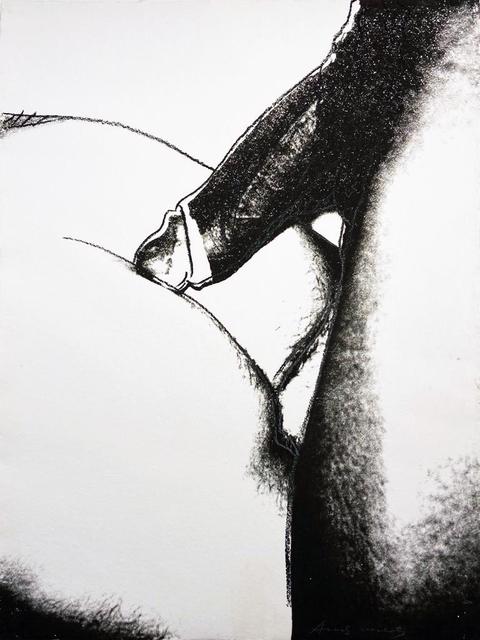Andy Warhol, 'Sex Parts II.174', 1978, Print, Screenprint on HMP paper, Hamilton-Selway Fine Art
