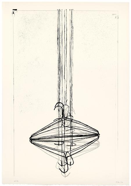 , 'Coathanger I,' 1990, Elizabeth Leach Gallery