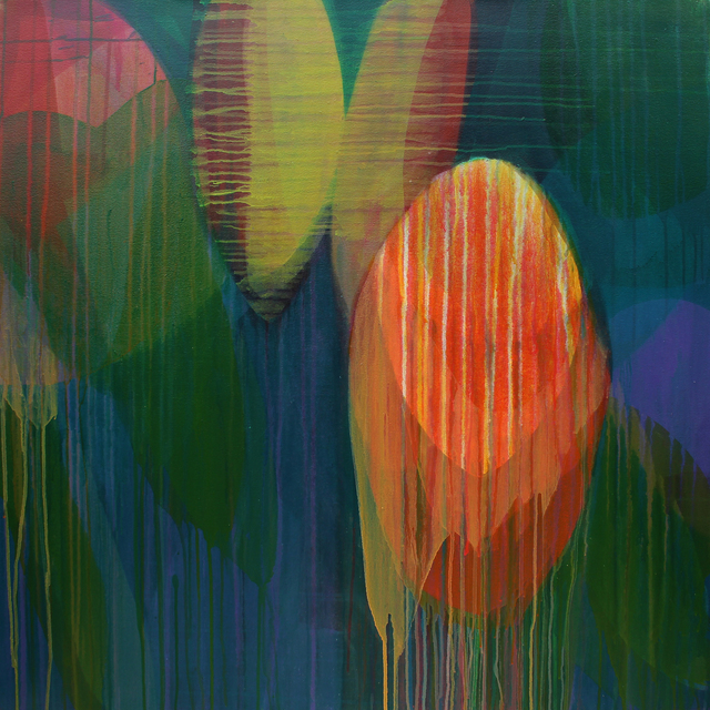 , 'Palms,' 2017, Spalding Nix Fine Art