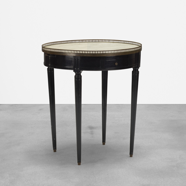 'occasional table', c. 1850, Wright