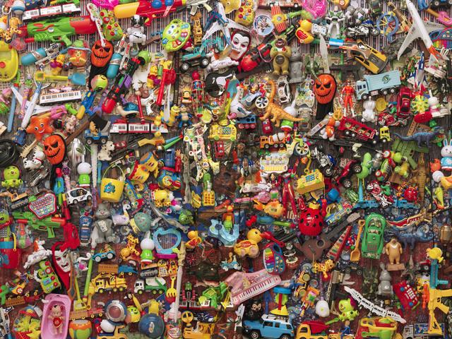 , 'Plastic Toys,' 2015, Edwynn Houk Gallery