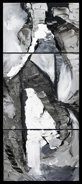 , 'Zen Island Triptych,' ca. 2017, Samuel Lynne Galleries