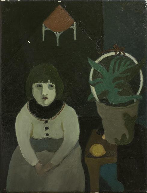 Emilia Gutiérrez, 'Mujer', 1974, Cosmocosa