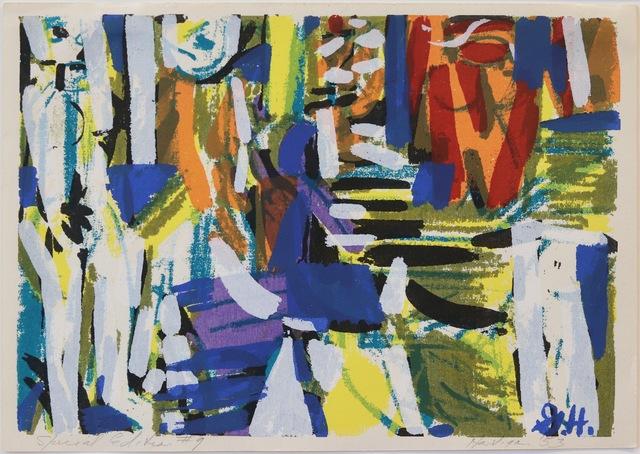 Grace Hartigan, 'Untitled (Special Edition #9)', 1953, Aaron Galleries